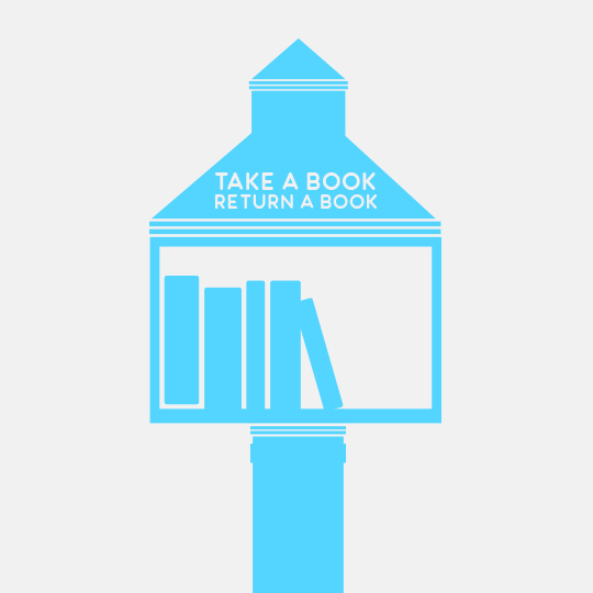 Take a Book, Return a Book | Little Free Library
