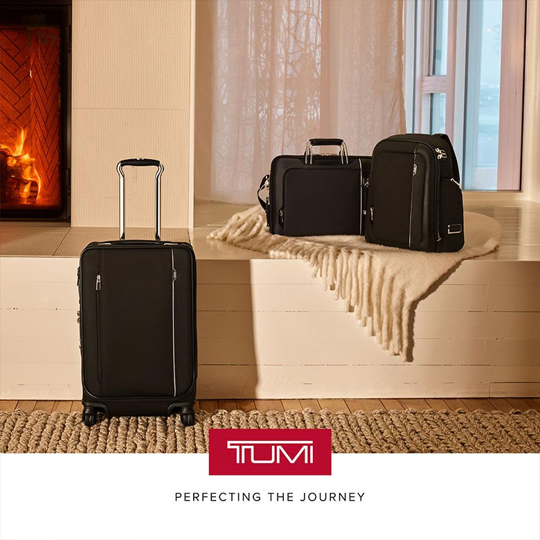Tumi | Perfecting the journey