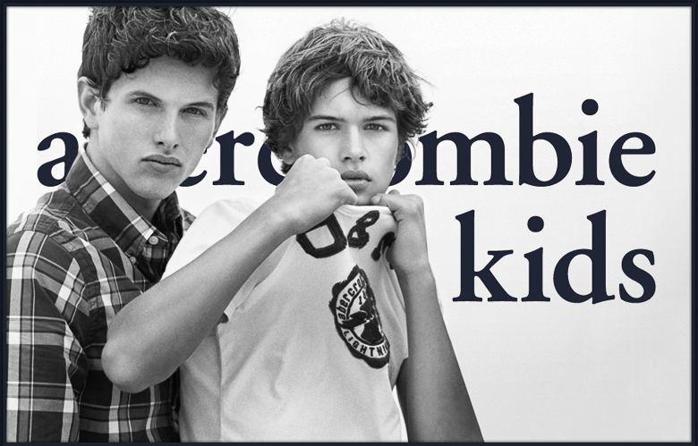 Abercrombie Kids at Aventura Mall in Miami