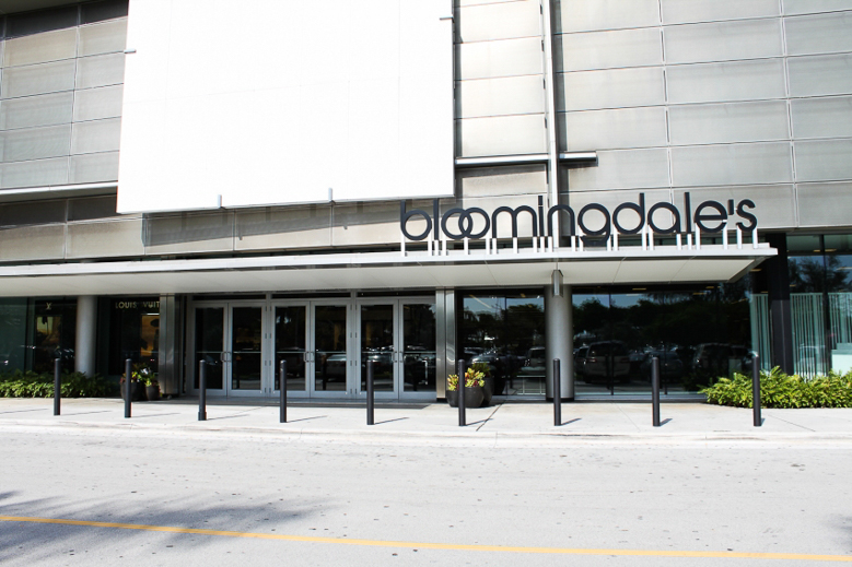 Bloomingdales's at Aventura Mall in Miami