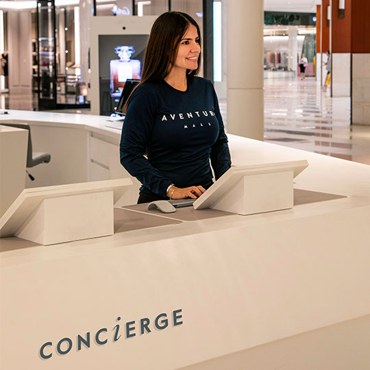 Concierge & Amenities