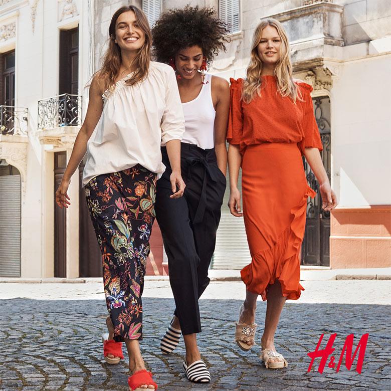 H&M at Aventura Mall in Miami