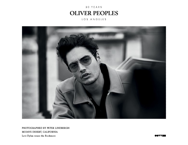 Oliver Peoples at Aventura Mall in Miami