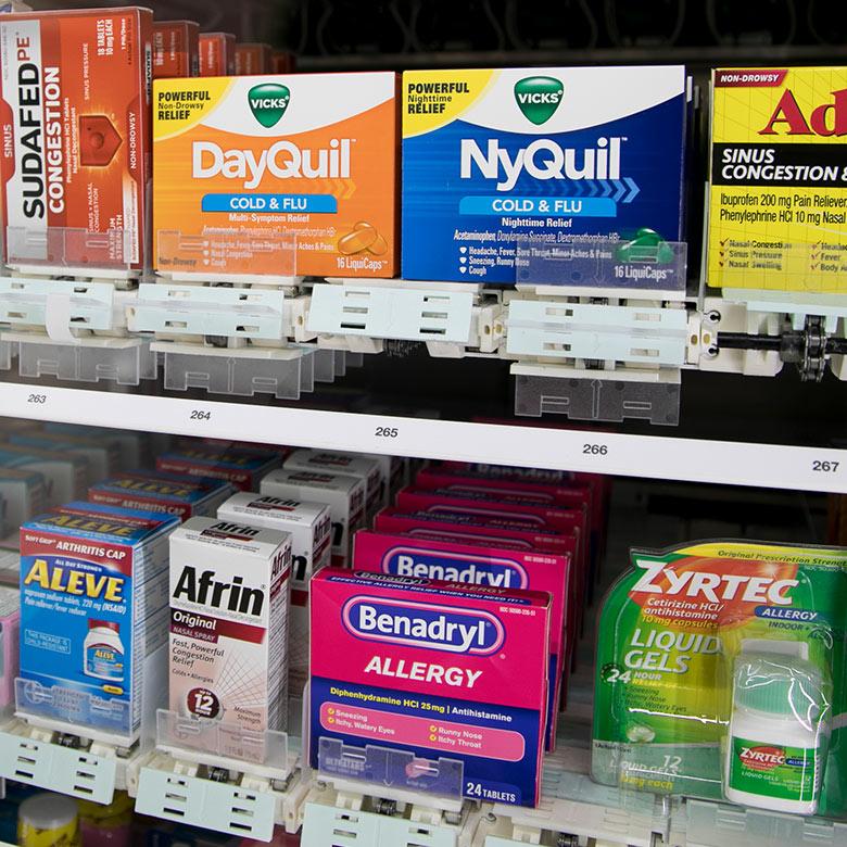 Pharmabox Shopping at Aventura Mall Miami