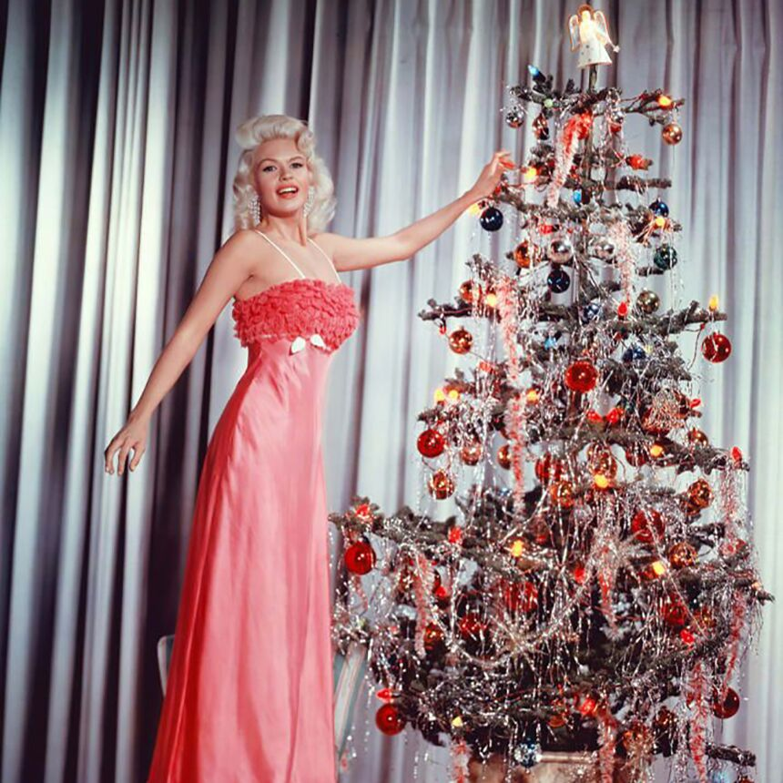 Christmas Trees for Every Fashionista