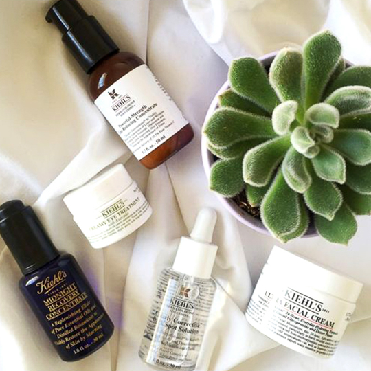 Kiehl's Daily Services