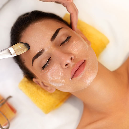 Complimentary Facials at Clarins