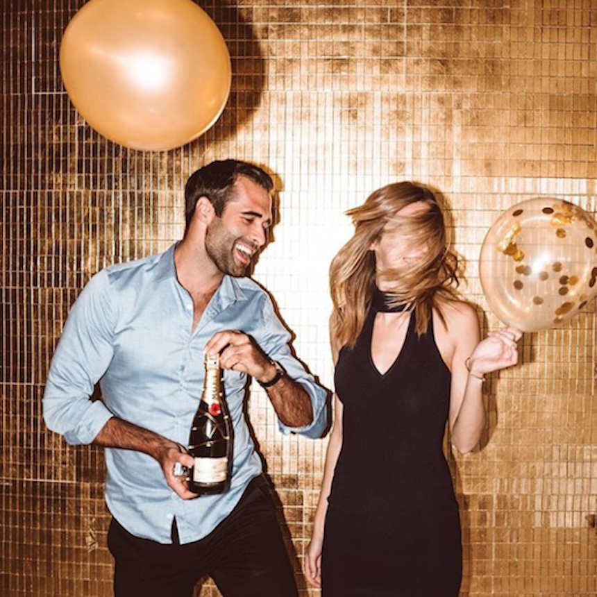 4 Places to Pop the Champagne this New Year's Eve