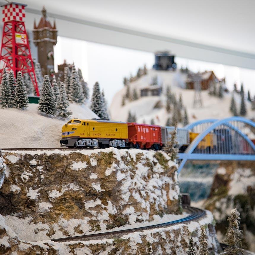 Aventura Express Train