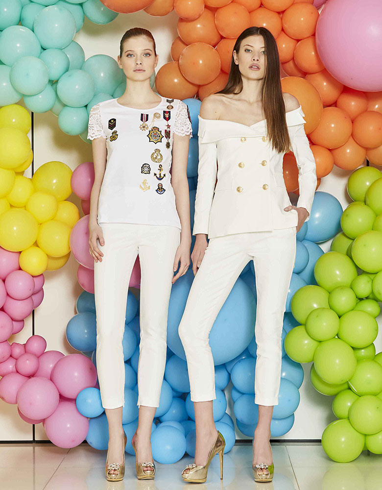 Womens fashion at Flavio Castellani at Aventura Mall in Miami