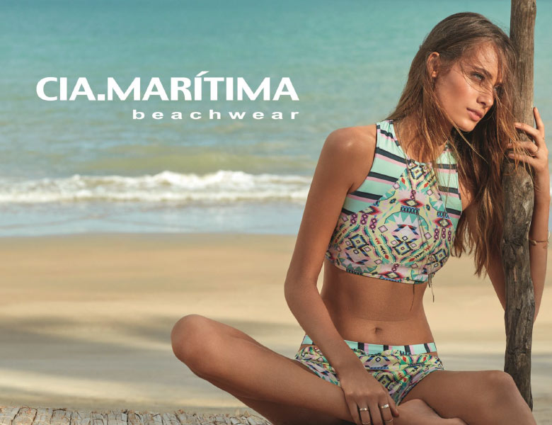 Beachwear at Cia Maritima at Aventura Mall in Miami