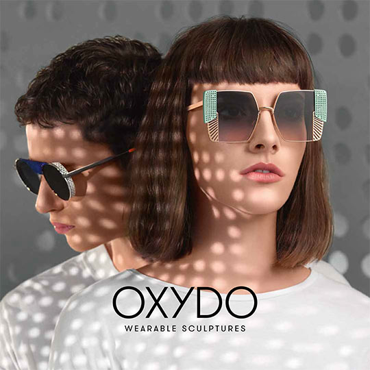 Oxydo Italian Eyewear at Edward Beiner