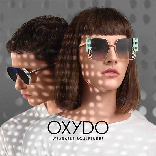 Oxydo Italian Eyewear at Edward Beiner