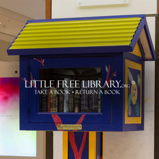 Little Library Program Aventura Mall Miami
