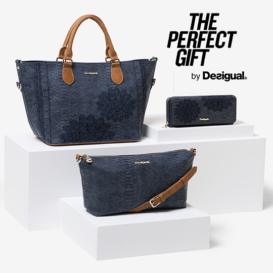 Desigual – 50% off ALL Handbags and Accessories