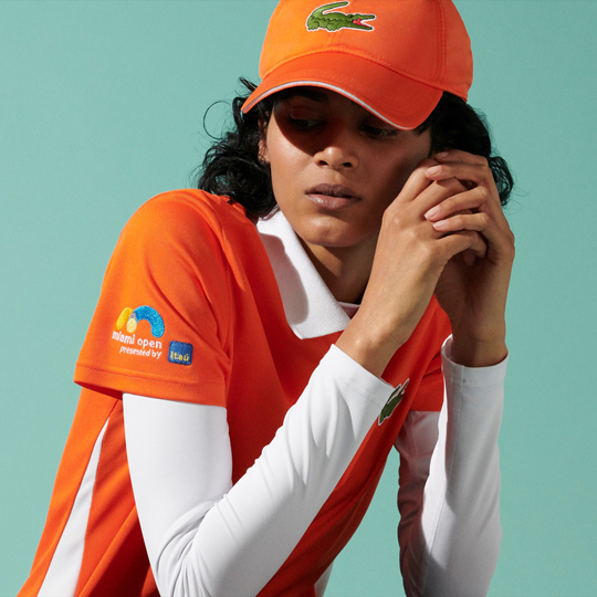 Ace Signed Merch & Courtside Tickets to the Miami Open at Lacoste