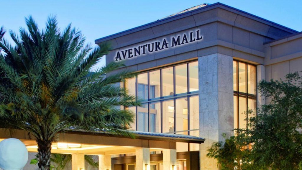 Just south of the Broward County line, Aventura Mall, the nation's second-largest mall, is welcoming four new stores, the mall announced. (Courtesy / Aventura Mall)