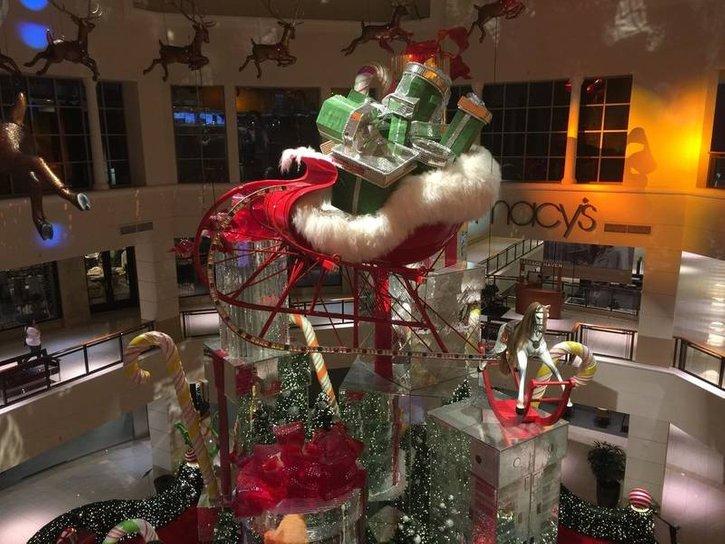Aventura Mall Christmas