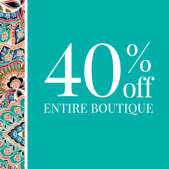 Chico's 40% Off Promotion