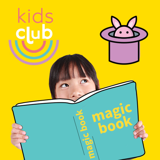 Kids Club | Building Home Libraries