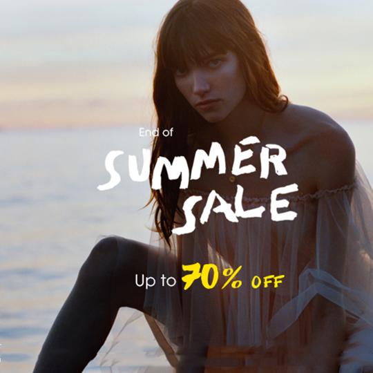 Maje End Of Summer Sale