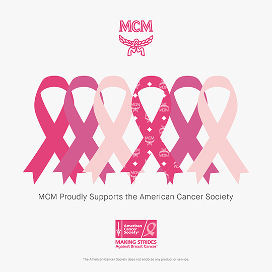 MCM Supports the American Cancer Society
