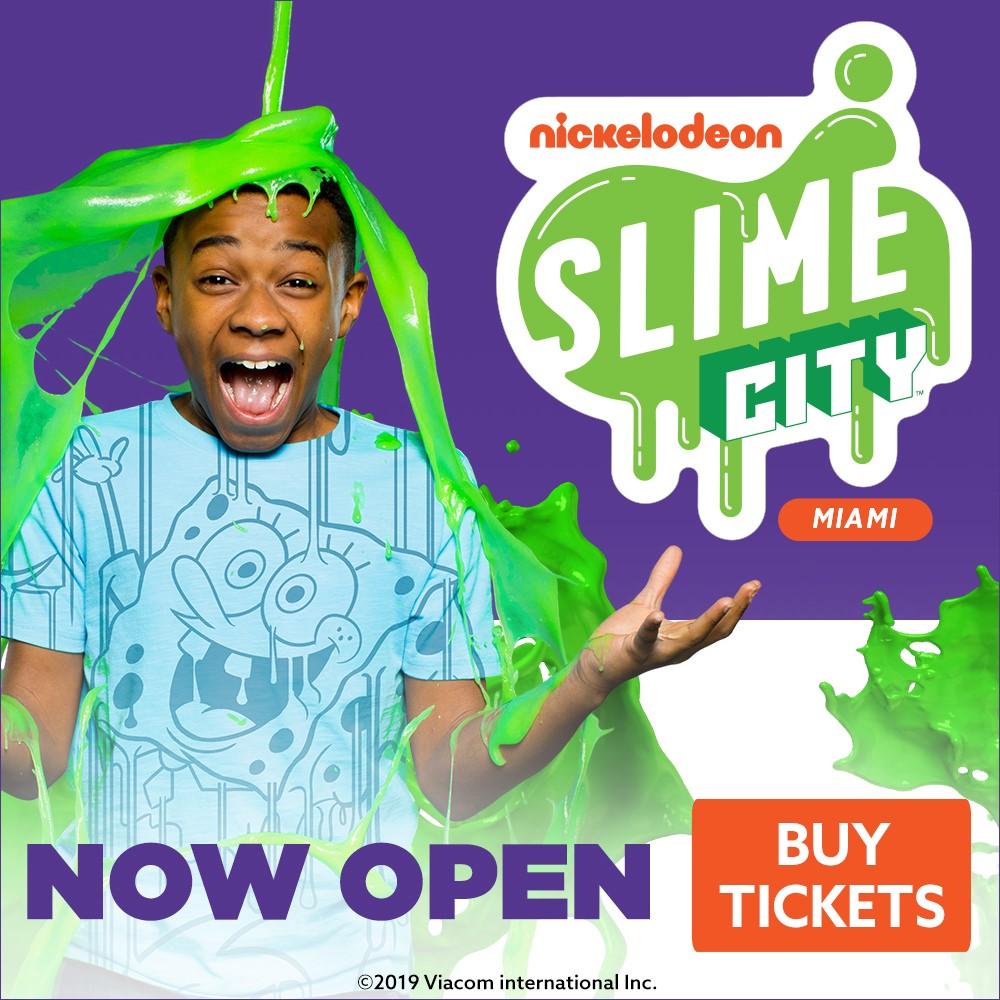 Slime City Wifi Banner