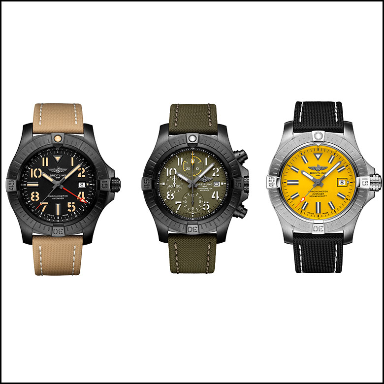 Special Gift with Purchase this January at Breitling