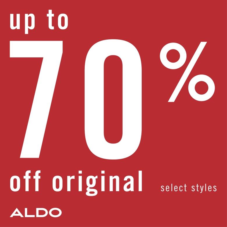 ALDO – End of season sale!