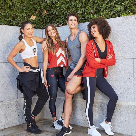 Wellness + Fitness Weekend Series: Barry's Does Bloomingdale's