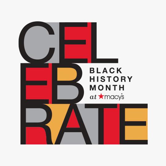 Macy's Celebrates Black History Month!