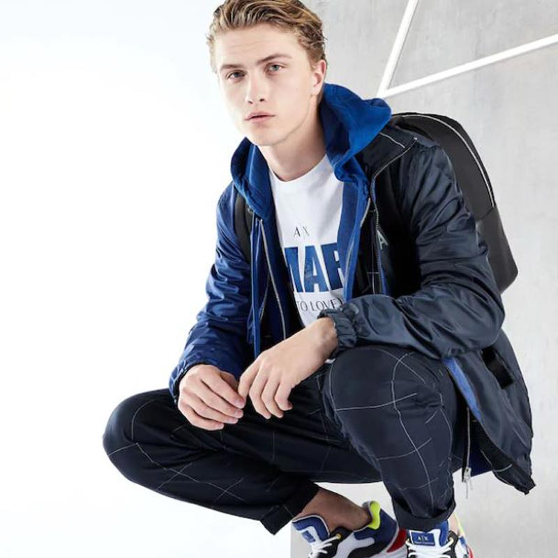 Up to 40% off at Armani Exchange